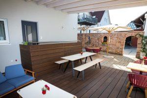 Knusperbohne_Außenbereich_Lounge